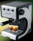 Frigidaire FD7189 Espresso and Cappuccino Maker with Stainless Steel Decoration Panel, 220 to 240-volt