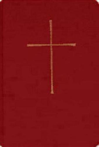 Book of Common Prayer Chapel Edition: Red ()