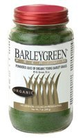 Barley Green Caplets -   Barleygreen Premium Dr. Hagiwara's Barley Grass with Kelp (1) Certified Organic by USDA