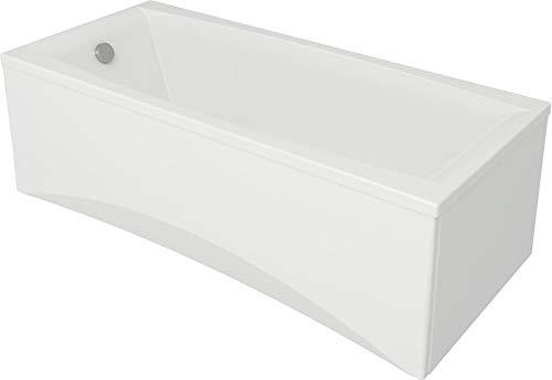 Pack baignoire Virgo 180x80 avec tablier Facade