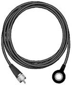 FireStik K-8R18 18 foot Fire-Flex coax cable with Fire-Ring by FireStik