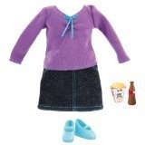 Dora Links Doll Fashion Pack - Movie Theater Night by Fisher-Price (Dora Links)