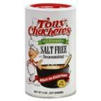 Tony No Salt Seasoning Shakers 8 OZ (Pack of 24)