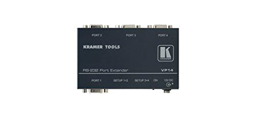 232 Port Extender Rs - Kramer Electronics - 4-Port RS-232 Port Extender VP-14