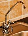 Jupiter Ionizer Undersink Installation Kit - 2 Headed - Brushed Nickel Faucet by Jupiter