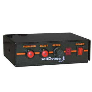 SaltDogg Spreader TGS Controller and Wiring Harness Bundle Kit (Salt Dogg Spreader Parts)