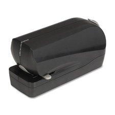 Electric Stapler, Flat Clinch, 20 Sht/ 210 Capacity, BK, Sold as 1 Each