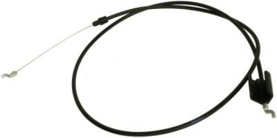 Guaranteed Fit Parts Replacement Sears Craftsman Walk Behind Lawn Mower Engine Control Cable, Replaces Part Number 176556 by - Walk Mowers Sears Behind
