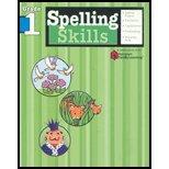 Spelling Skills Grade 1 (05) by Editors, Flash Kids [Paperback (2005)] ebook