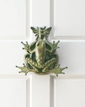 MacKenzie-Childs Door knocker 10''W x 3.5''D x 10''T. Imported. by MacKenzie-Childs (Image #2)