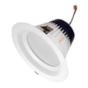 Sylvania 72504 LEDRT82000/835 8'' 27W (32W/42W Equal) 3500K LED RT8 Recessed Retrofit Kit, CFL Replacement