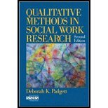 Download Qualitative Methods in Social Work Research (2nd, 09) by [Paperback (2008)] ebook