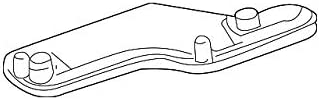 Ford 3W4Z-7A098-AA Genuine Screen Assembly