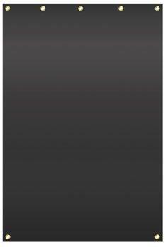 Cimarron Rubber Backstop (4x6) by Cimarron Sports