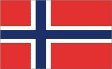 3x5' Norway Nylon Flag - All Weather, Durable, Outdoor Nylon