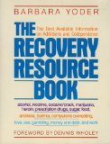 The Recovery Resource Book, Yoder, Barbara, 0671668730