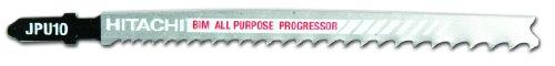 Hitachi 725394 5-1/4-Inch BI-Metal Progressive Jig Saw Blade