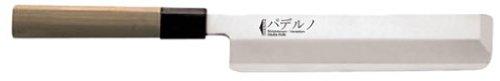 Paderno World Cuisine Usuba Japanese Sushi Knife, 7 3/8-Inch
