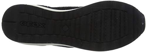 Geox C Airell D Mujer black Gun C1223 Para Zapatillas BBa4zrqw