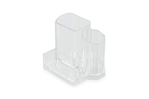 Galileo Casa Make-Up Pen Holder 3 Compartments Marilyn, Dimensions: L 13.5 x D 9.6 x H 11 cm