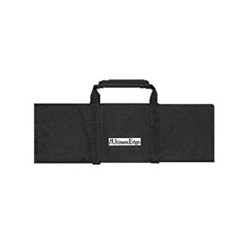 The Ultimate Edge 2001-5BN 5-Piece Knife Roll, Black by The Ultimate Edge