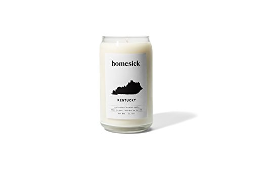 Homesick Scented Candle, Kentucky