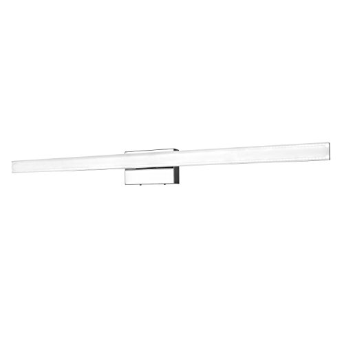 mirrea 48in Modern LED Vanity Light for Bathroom Lighting Dimmable 46w Cold -