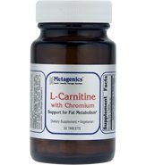 Metagenics - L-Carnitine with Chromium, 30 Count ()