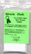 Miracle Chalk Refill 2 oz. Steams Away!