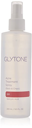 Glytone Acne Treatment Spray (Back and Chest), 8-Ounce Package