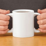 EasyComforts Double Grip Mug