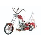 OCC CHRISTMAS DIE CAST COLLECTOR BIKE