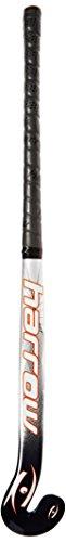 Harrow Festival Field Hockey Goalie Stick, 36-Inch, Metallic Silver Composite Field Hockey Goalie Stick