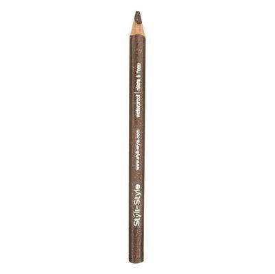 (Styli-Style Glitter Lid Liner 902 Brown)