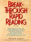 Breakthrough Rapid Reading, Kump, Peter, 0130815543