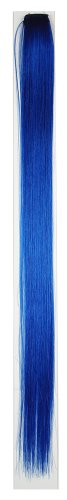 """Tressecret 16"""" Clip In Synthetic Hair Highlight, Blue"""