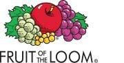 Fruit of the Loom–Camiseta de Softspun azul cobalto