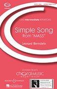 Simple Song (Bernstein Mass Sheet Music)