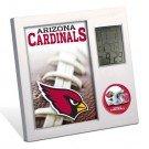 NFL Arizona Cardinals Digital Desk Clock