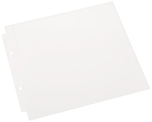 Doodlebug Design Layout Protectors for Scrapbooking, 8 by 8-Inch -