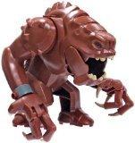 Wars Rancor Beast Mini Figure Loose From Set 75005 ()