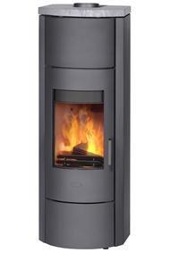 Fireplace Kaminofen Prato Top Plus 7 kW
