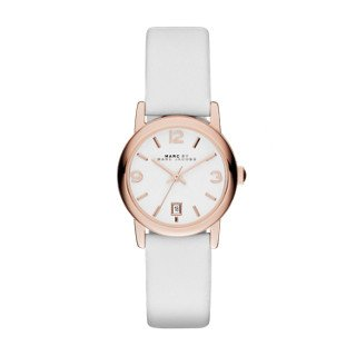 Marc Jacobs Farrow Three Hand Leather Women's Watch