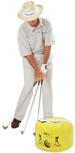 Dr. Gary Wiren Impact Bag Golf Impact Training Aid