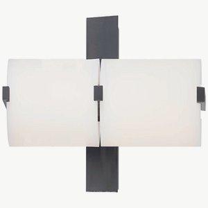 George Kovacs P5046-077, Tube, 6 Light Bath Fixture, Chrome 077 George Kovacs Bath Light