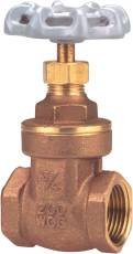 """NIBCO T113-LF 1 1/2 290830 Gate Valve Fip 1-1/2"""", Lead Free from GB Industrial Direct"""