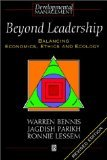 Beyond Leadership, Bennis, Warren G. and Parikh, Jagdish, 1557866473
