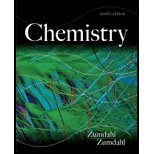 Chemistry by Zumdahl, Steven S., Zumdahl, Susan A.. (Cengage Learning,2013) [Hardcover] 9th Edition