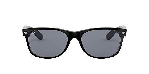 Black Frame Blue Mirror - 5
