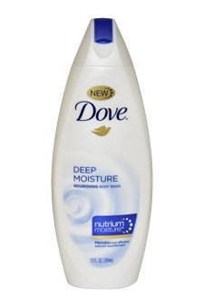 Dove Body Wash Nutrium Moisture - 8